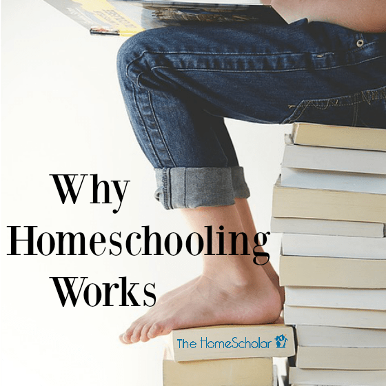 Why Homeschooling Works