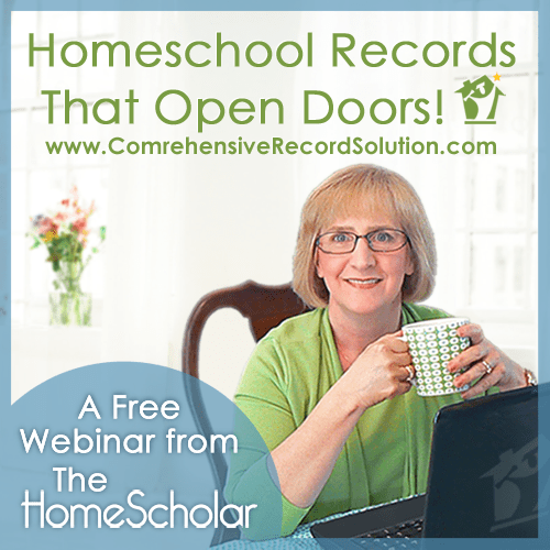 [Free Class] Homeschool Records That Open Doors