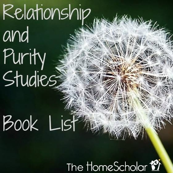 Relationship and Purity Studies Book List