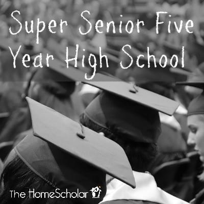 Super Senior Five Year High School