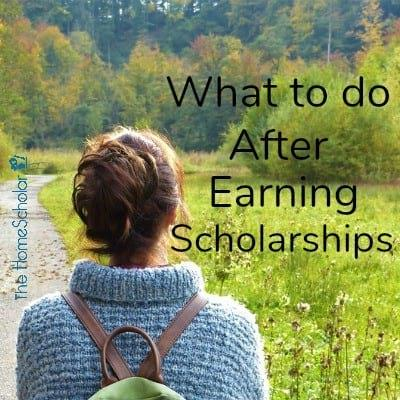 What to do After Earning Scholarships