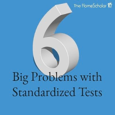 6 Big Problems with Standardized Tests