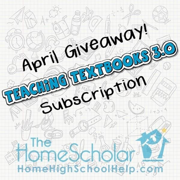 April Newsletter Giveaway