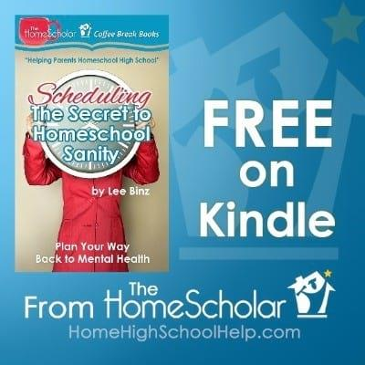 [Free Kindle Book] Scheduling: The Secret to Homeschool Sanity