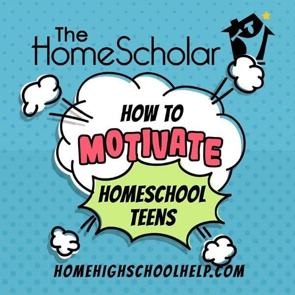 How to Motivate Homeschool Teens and Rouse Slug-Slow Students