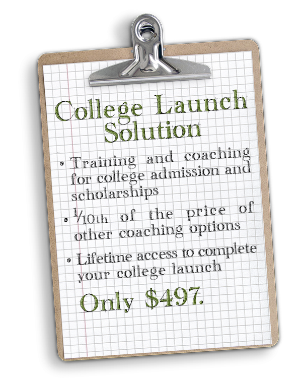College Launch Solution