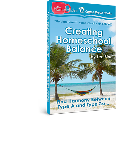 Creating Homeschool Balance: Find Harmony Between Type A and Type Zzz..... #Homeschool @TheHomeScholar