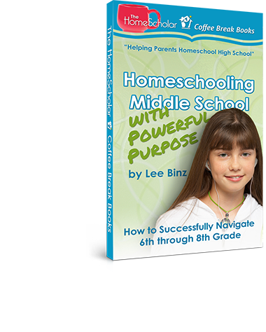 Homeschooling Middle School with Powerful Purpose